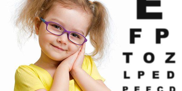 kid eye check up