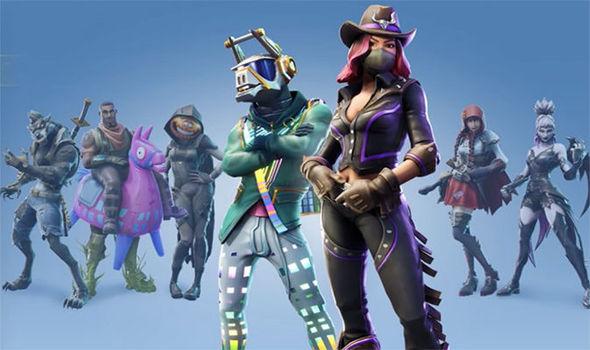 epic games of Fortnite