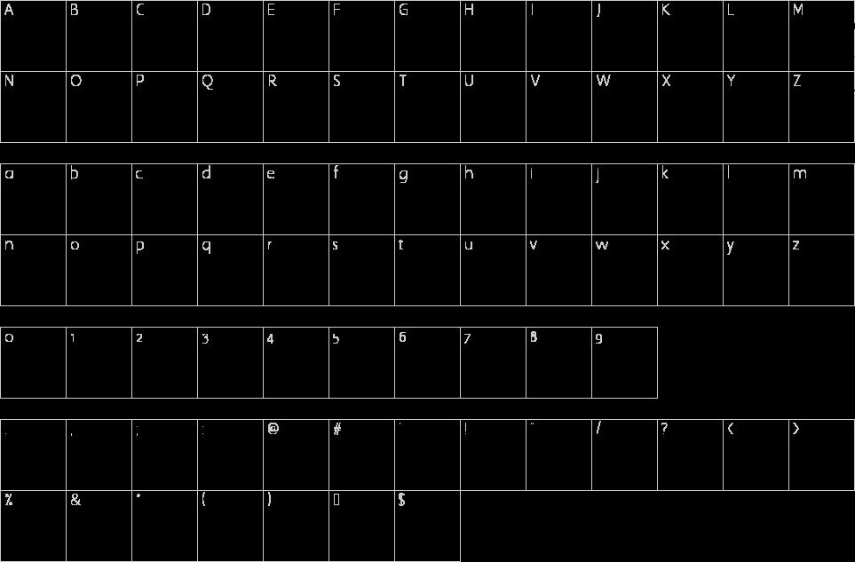 screen fonts